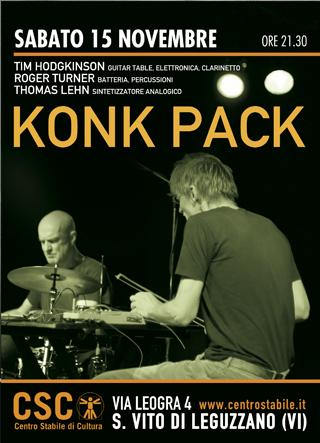 KONK PACK (UK/DE)