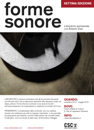 Forme Sonore #7