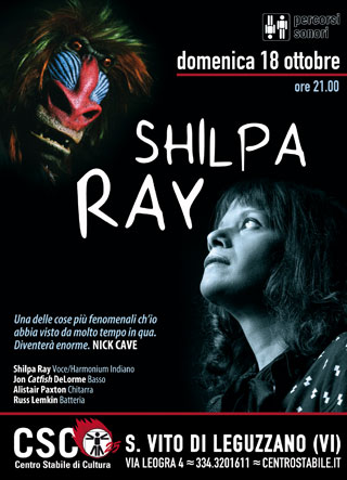 Shilpa Ray (New York)