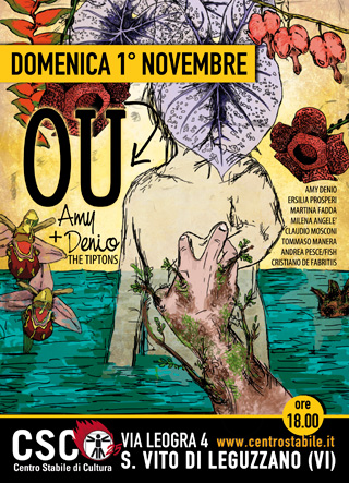 OU + Amy Denio (The Tiptons) (ITA/ USA)