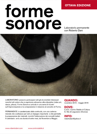 Forme Sonore #8