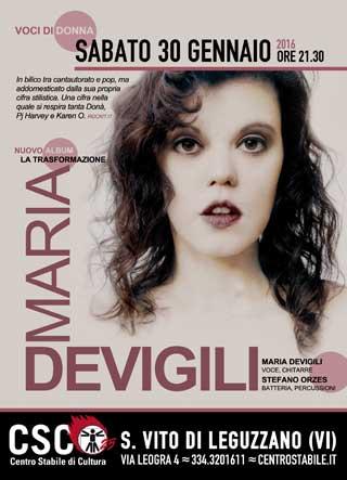 Maria Devigili