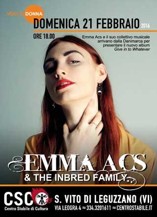 Emma Acs & the Inbred Family (DK)