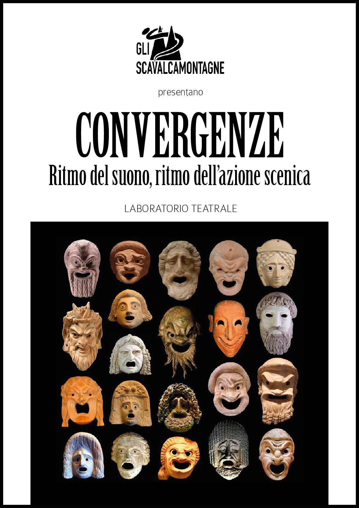 Convergenze – Laboratorio Teatrale – Serata di Presentazione
