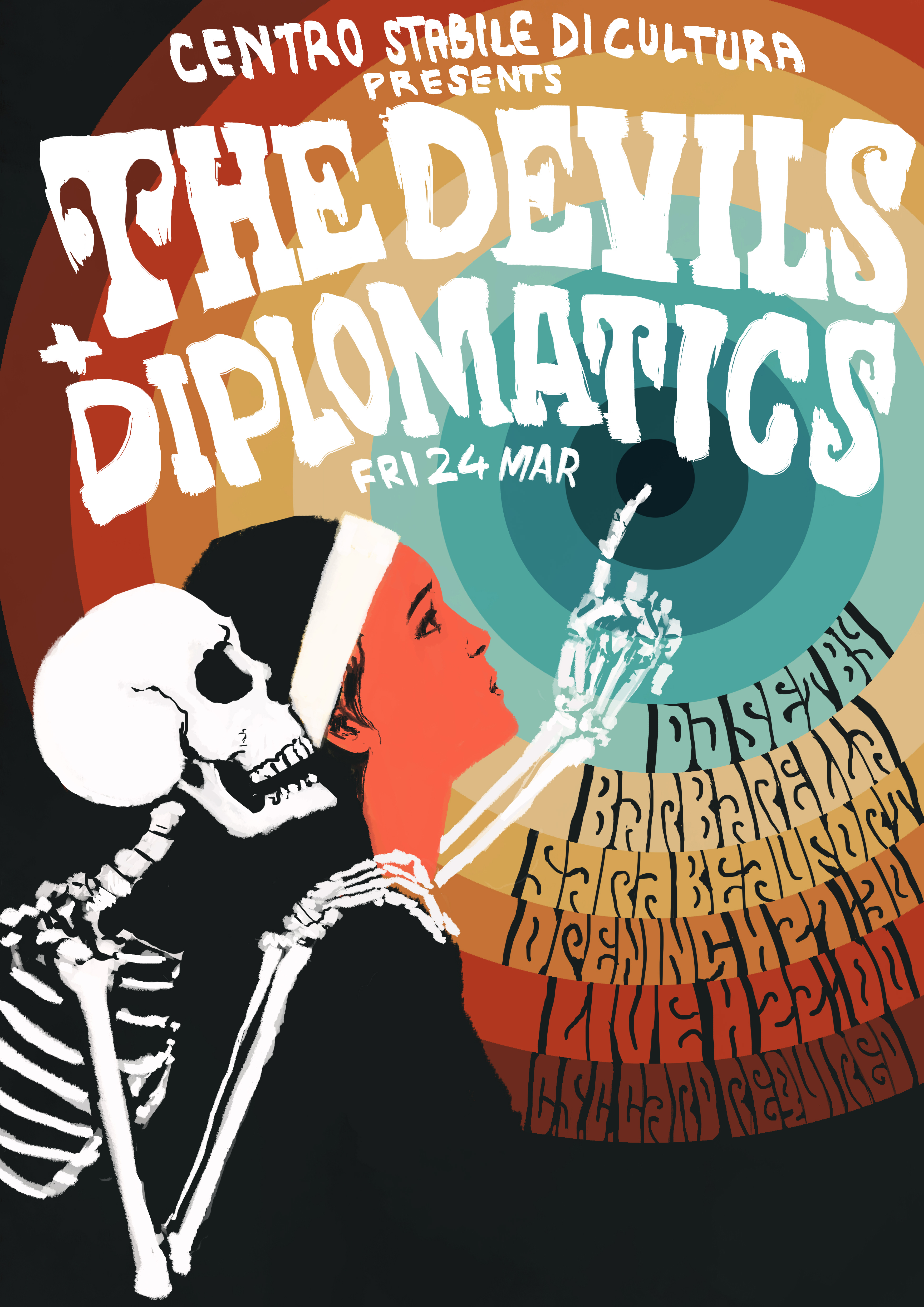 The Devils + Diplomatics