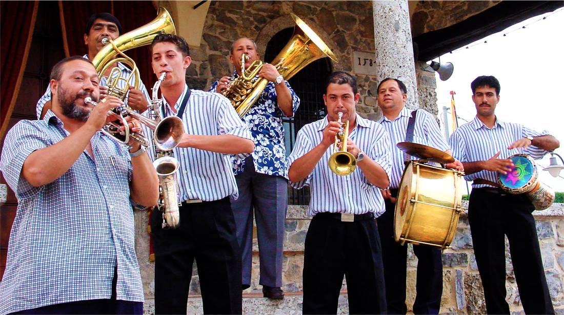 King Naat Veliov & The Original Kočani Orkestar – Balkan & Gipsy Night – Aftershow Al Tajara Collective