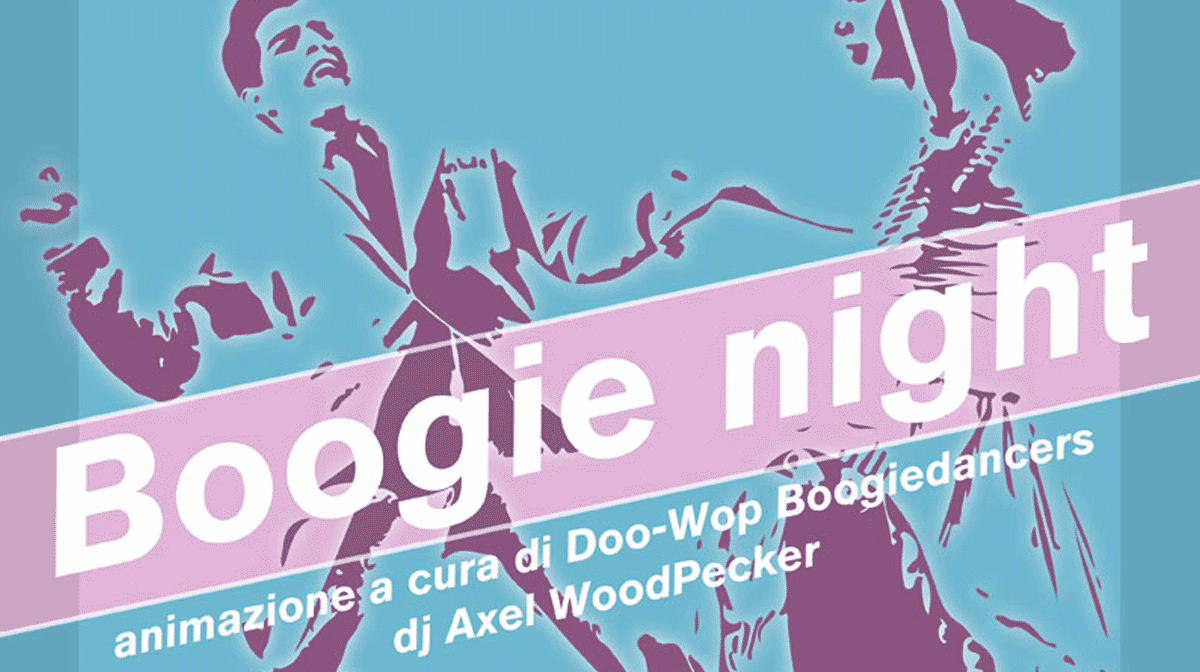 Back to the fifties – Boogie Night Vol. II