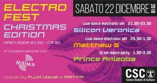 electrofest 3 csc