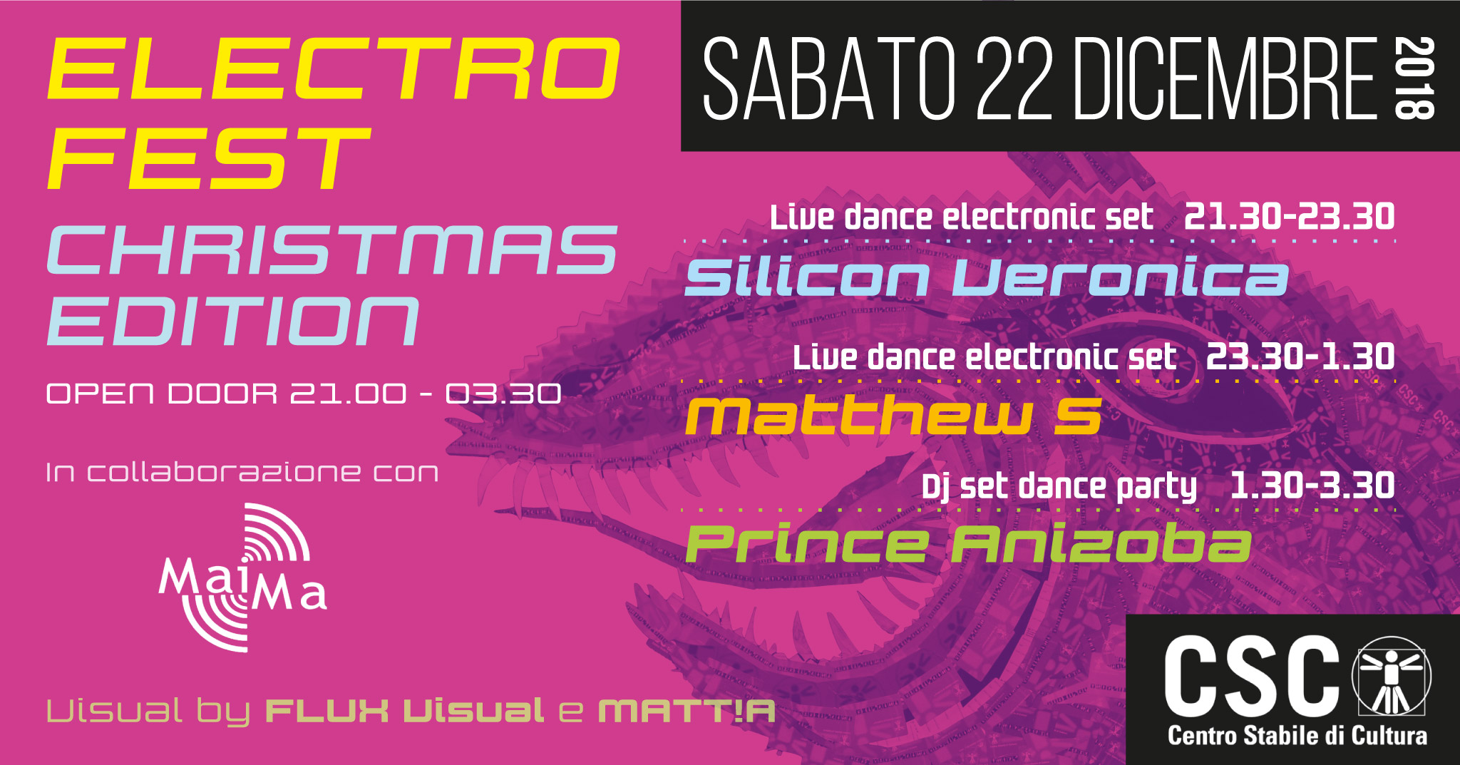ELECTRO FEST – Christmas Edition