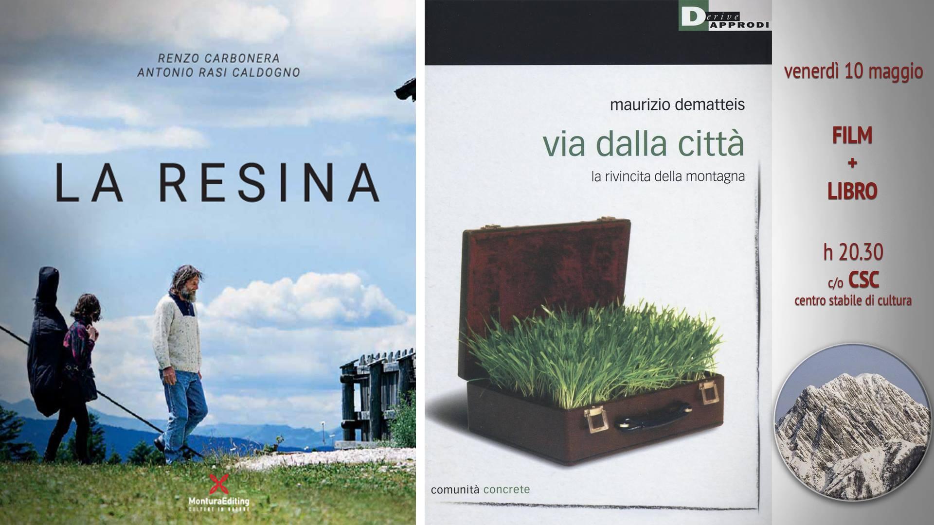Film + Libro: terzo incontro con gli autori