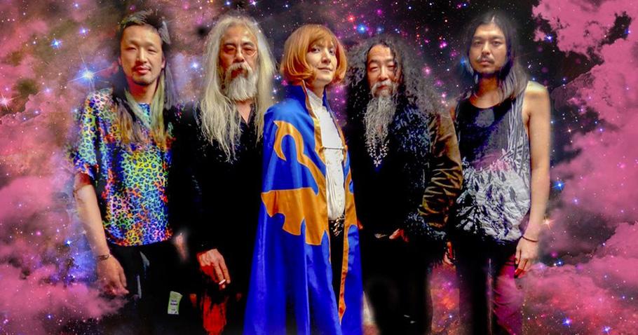 Acid Mothers Temple & Melting Paraiso UFO (Jap)