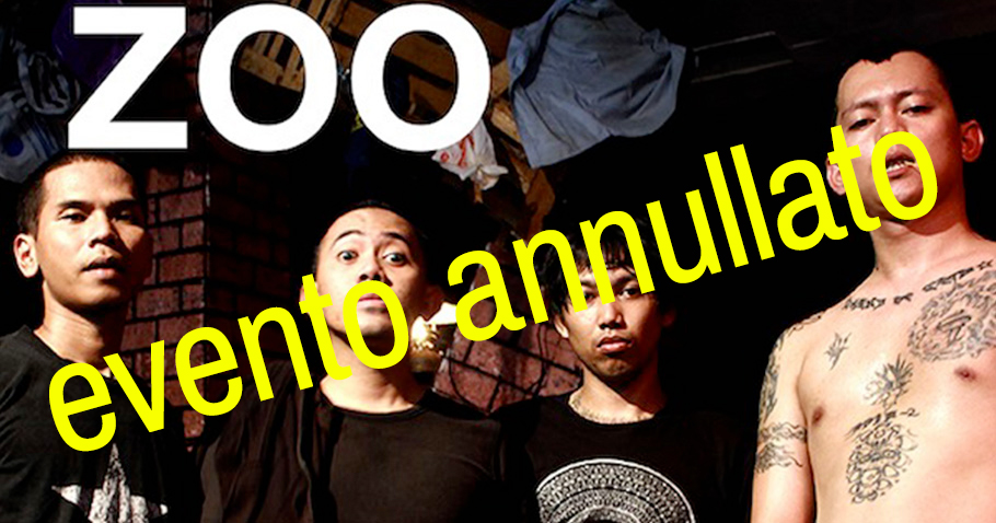 ZOO (Indonesia) + Rully Shabara ANNULLATO
