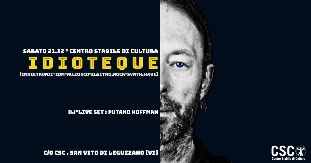 Idioteque vol 2 – Dj Live Set